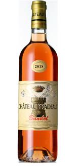 BANDOL ROSE 2020 - CHATEAU PRADEAUX