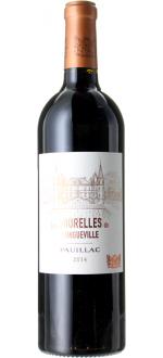 TOURELLES DE LONGUEVILLE 2017 - SECOND WINE OF CHATEAU PICHON BARON DE LONGUEVILLE