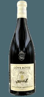 COTE ROTIE - FORTIS 2019 - STEPHANE MONTEZ DU MONTEILLET