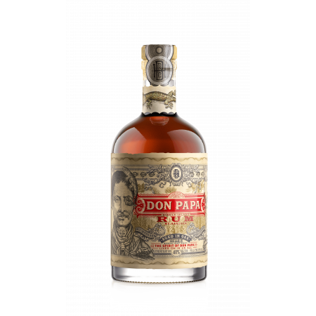 DON PAPA - 7 YEARS OLD - IN PRESENTATION CASE