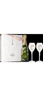 CHAMPAGNE PERRIER JOUËT - BELLE EPOQUE 2012 - GIFT SET 2 GLASSES