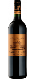 BLASON D'ISSAN 2018 - SECOND WINE OF CHATEAU D'ISSAN