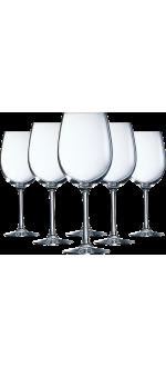 GIFT SET 6 GLASSES - CABERNET TULIPE 47 CL - N4581 - CHEF & SOMMELIER