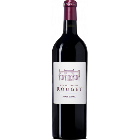 CARILLON DE ROUGET 2016 - SECOND WINE OF CHATEAU ROUGET