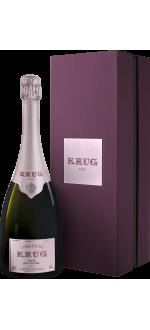 CHAMPAGNE KRUG - KRUG ROSE 25 EME EDITION - LUXURY BOX