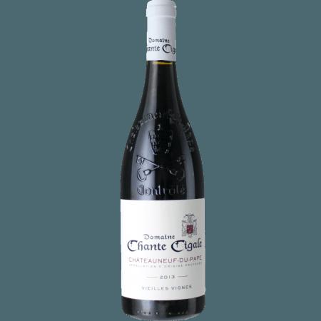 CHATEAUNEUF-DU-PAPE VIEILLES VIGNES 2019 - DOMAINE CHANTE CIGALE