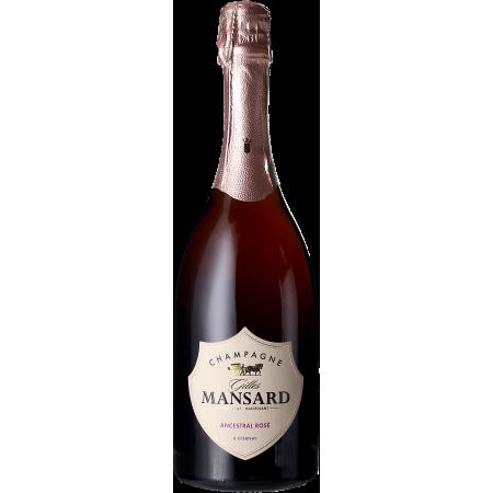 CHAMPAGNE GILLES MANSARD - ANCESTRAL ROSE