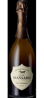 CHAMPAGNE GILLES MANSARD - 100% CHARDONNAY