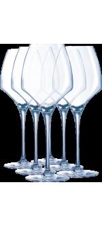GIFT SET 6 GLASSES 27CL - OPEN UP- CHEF & SOMMELIER