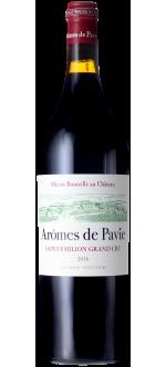 AROMES DE PAVIE - SECOND WINE OF CHÂTEAU PAVIE 2016