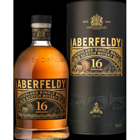 ABERFELDY - 16 YEARS OLD - IN PRESENTATION CASE