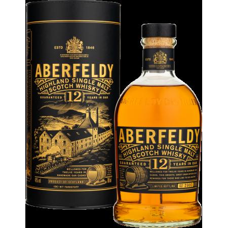 ABERFELDY - 12 YEARS OLD - IN PRESENTATION CASE