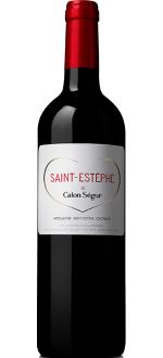 SAINT-ESTEPHE DE CALON SEGUR 2018