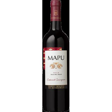 MAPU CABERNET SAUVIGNON 2019 - BARON PHILIPPE DE ROTHSCHILD