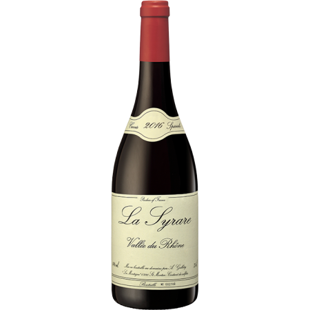 SYRARE 2018 - DOMAINE GALLETY