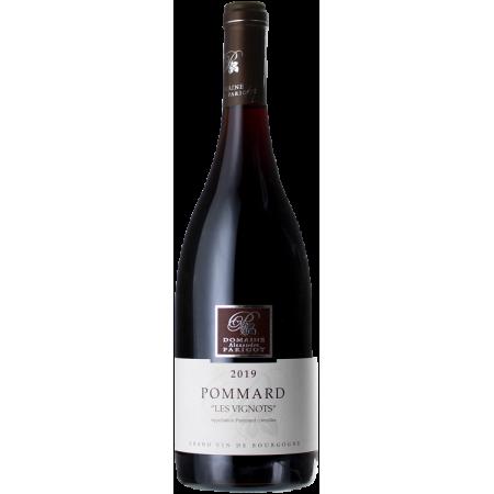 POMMARD - LES VIGNOTS 2019 - DOMAINE PARIGOT