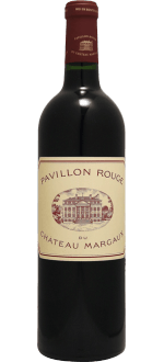 PAVILLON ROUGE 2018 - SECOND WINE OF CHATEAU MARGAUX