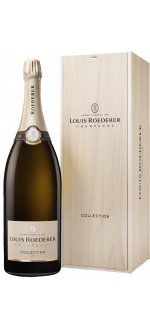 CHAMPAGNE LOUIS ROEDERER - COLLECTION 241 - JEROBOAM - IN PRESENTATION CASE