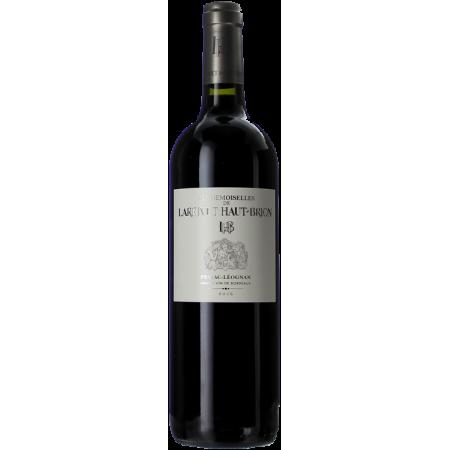 LES DEMOISELLES DE LARRIVET HAUT-BRION 2016 - SECOND WINE OF CHATEAU LARRIVET HAUT-BRION