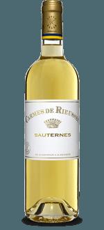 CARMES DE RIEUSSEC 2015 - SECOND WINE OF CHATEAU RIEUSSEC