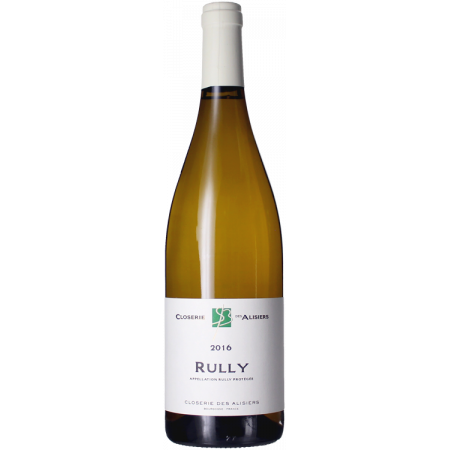 RULLY BLANC 2016 - CLOSERIE DES ALISIERS