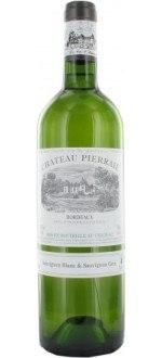 CHATEAU PIERRAIL BLANC 2014 (France - Wine Bordeaux - Bordeaux AOC - White Wine - 0,75 L)