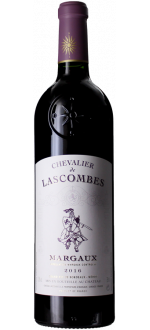 CHEVALIER DE LASCOMBES 2016 - SECOND WINE OF CHATEAU LASCOMBES