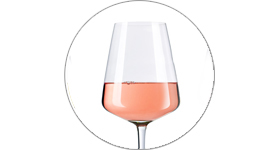rose Pinot Noir wine