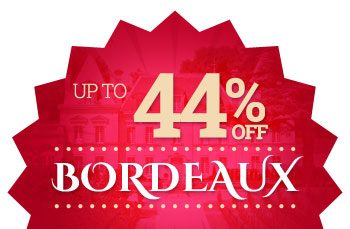 Our best Bordeaux wines on sale for the wine fair! hurry up
