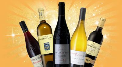 The Wine Fair's Golden Nuggets
