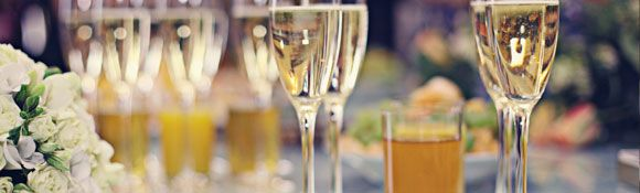 Receptions & Weddings: pick the right wine