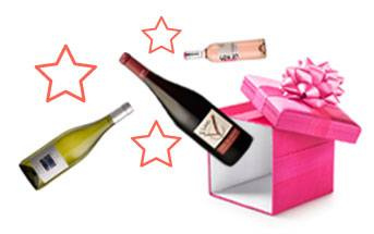 The perfect gift for wine lovers! Mixed cases: a real treat