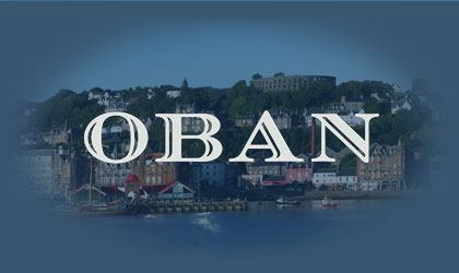 Oban Whisky from Scotland: buy on vinatis for UK home delivery