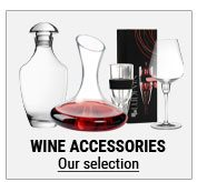 Buy wine accessories on the best online wine shop!