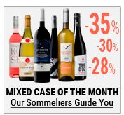 Vinatis Mixed Wine Case of the month at the best price online