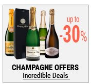 Champagne offers for free UK home delivery