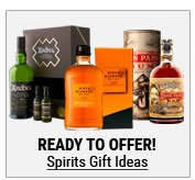 Spirits gift sets for Uk home delivery