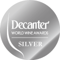 SILVER Medal - Concours Decanter world wine awards 2013