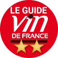 Guide des Meilleurs Vins de France 2014 : Rated ★★ - Not-to-be-missed Domaine -