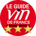 Guide des Meilleurs Vins de France 2018 : Rated ★★★ - Domain of Excellence -