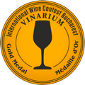 International Wine Contest - Bucharest - GOLD