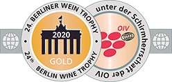 Médaille d'OR - Concours Berliner Wein Trophy 2020