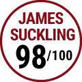 James Suckling : 98/100