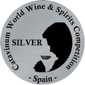 Médaille d'Argent - Catavinum World Wine & Spirits
