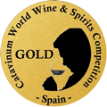 Médaille d'Or - Catavinum World Wine & Spirits