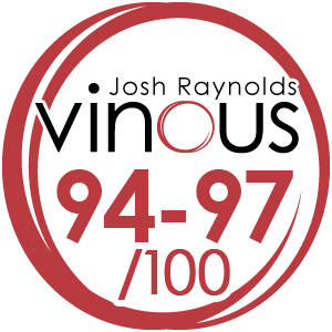 Vinous - Antonio Galloni : 94-97/100