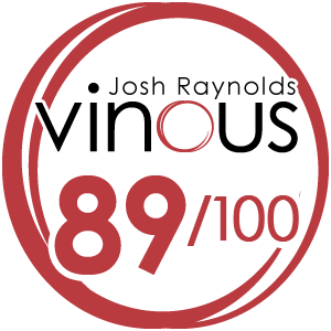 Vinous - Antonio Galloni : 89/100