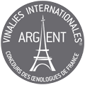 Vinalies d'ARGENT - Vinalies Internationales 2019