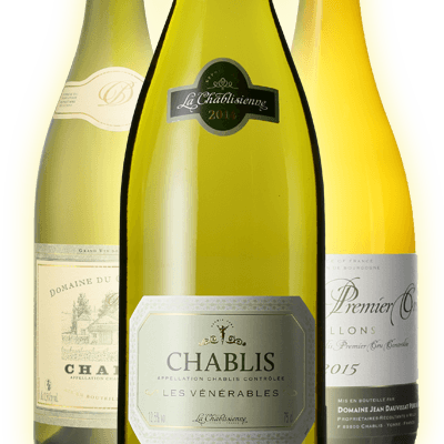 Discover our Chablis